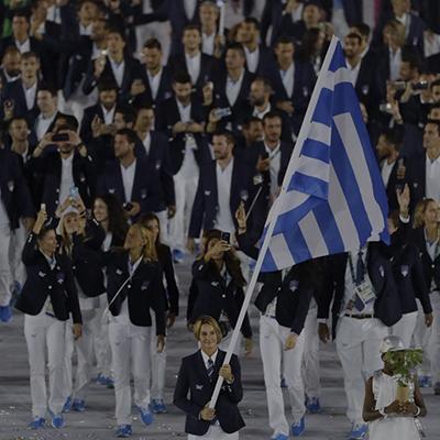 希腊奥运代表团