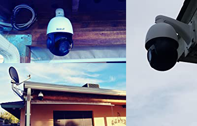 New Arraival for 5MP/8MP PTZ IP Camera Speed Dome
