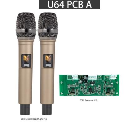 无线麦克风线路板、无线音频系统配套服务