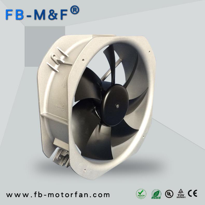 耐用型排风排烟直流无刷轴流风机