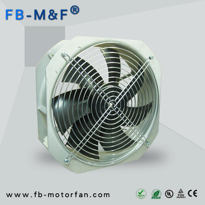 光伏逆变器用DC轴流风扇