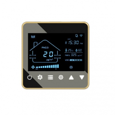 新风控制器断码液晶面板显示屏