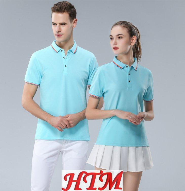 韩领POLO衫 HTM-6880
