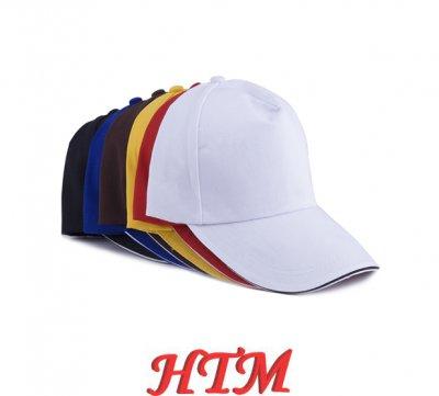 TS803全涤纯色帽