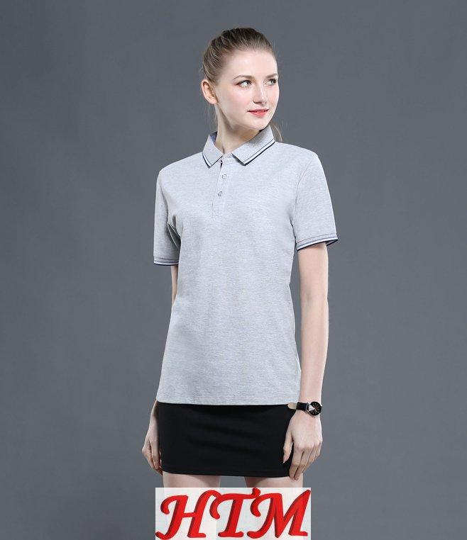 棉涤短袖POLO衫HTM9-Z6886