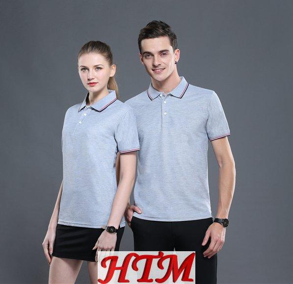 长绒棉POLO衫HTM21-Z7518