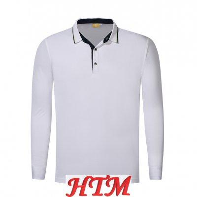 高尔夫长袖POLO HTM25-T681