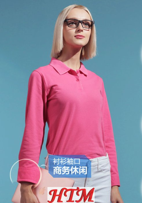 BL011 全棉长袖女款
