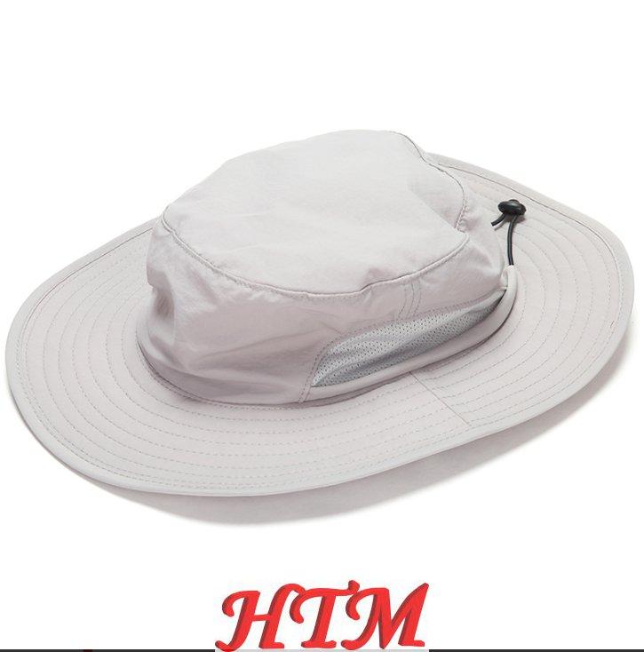 潮流百搭时尚运动户外夏季遮阳防晒速干渔夫帽ZD-1920