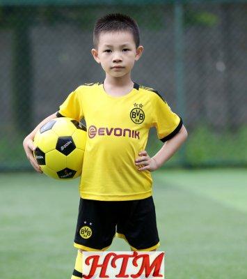 童裝足球服套裝HTM-CS 122-08