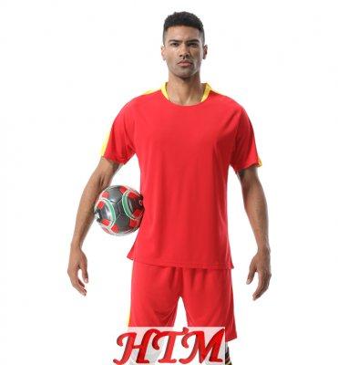 比赛服足球训练服足球衣吸汗快干HTM-CS WD-2101