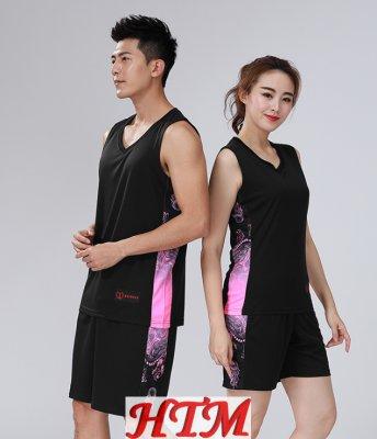 比賽球衣訓練隊服速干透氣NBA籃球服套裝 HTM-CS 110-1662