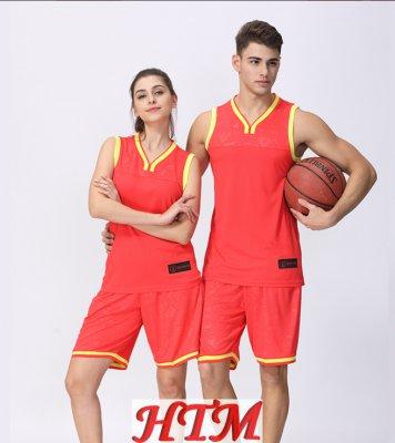 比賽球衣訓練隊服速干透氣NBA男女籃球服套裝 HTM-CS 110-1651