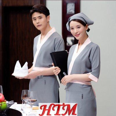 餐饮服装服务员工作服HTM-CS37 87-1003
