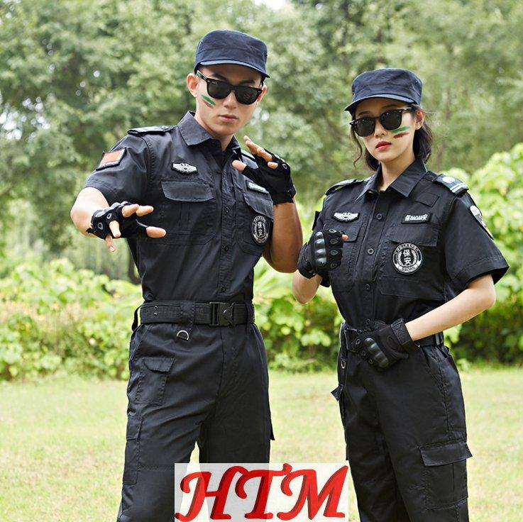 夏短特勤服HTM60- MB-C0110006