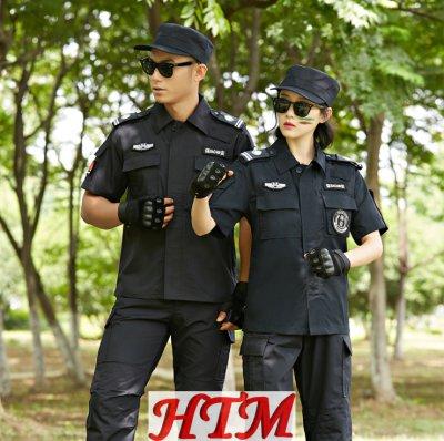特勤服套装网格夏短HTM94-C0110009