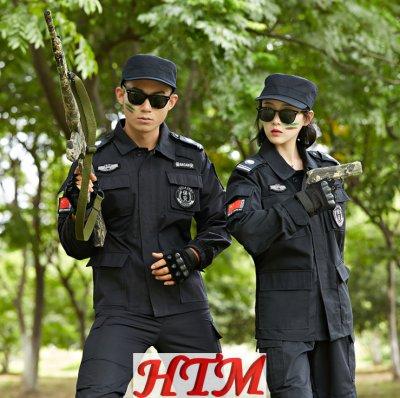 特勤服套装网格冬长袖HTM105-C0110010