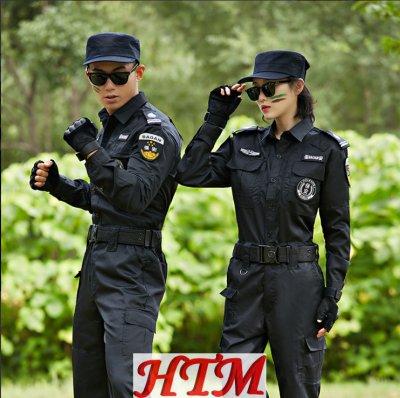 特勤服套装斜纹夏长特勤服HTM66-C0110007