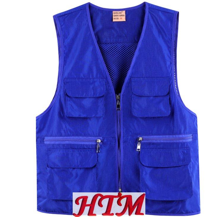 多口袋户外施工工程多兜马甲HTM40-865