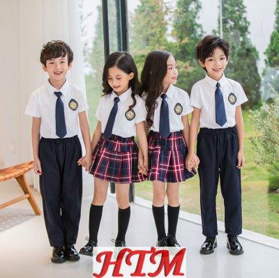 幼儿园园服学院英伦风服班服HTM-S54 LKL-8131