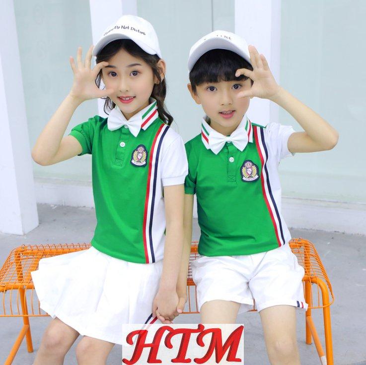 幼儿园园服夏装运动会套装儿童班服童装 HTM-S39 MMX-811