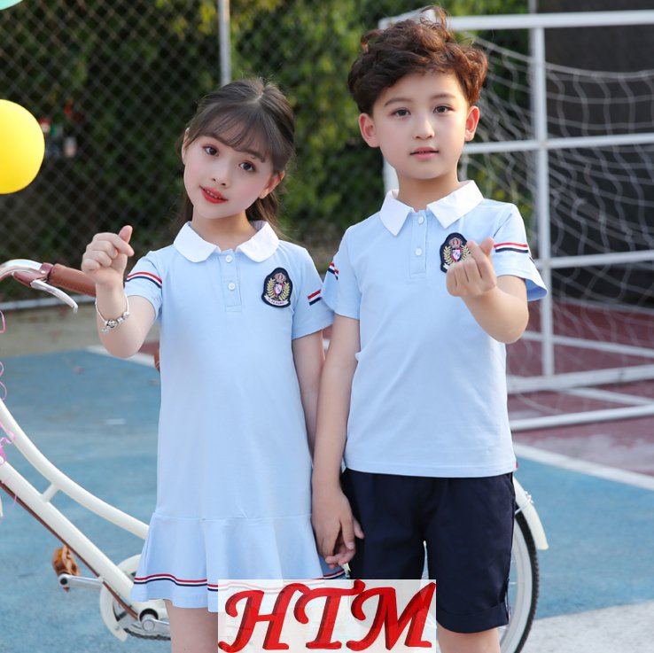 班服运动会毕业服幼儿园园服夏装小学生校服 HTM-S37 MMX-501
