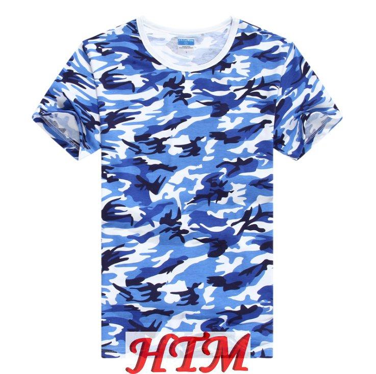 学生军训服迷彩T恤复古HTM-S20 152-NM004
