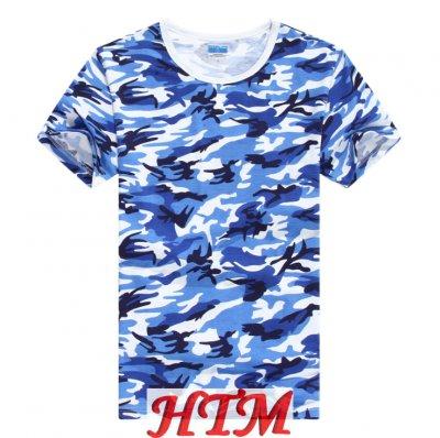 學生軍訓服迷彩T恤復古HTM-S20 152-NM004