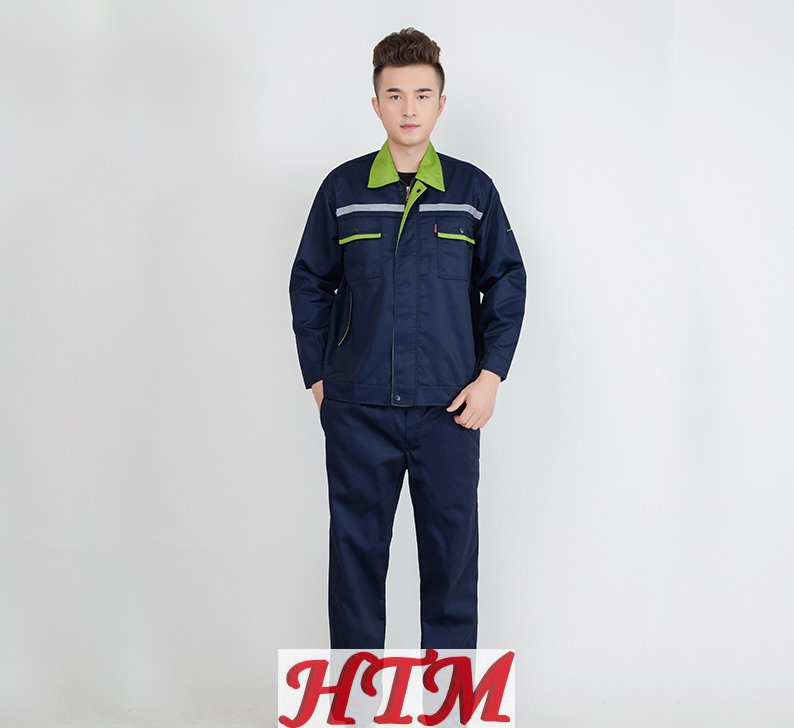 全工艺四代春秋装长袖工装套装HTM-CS53-D010201