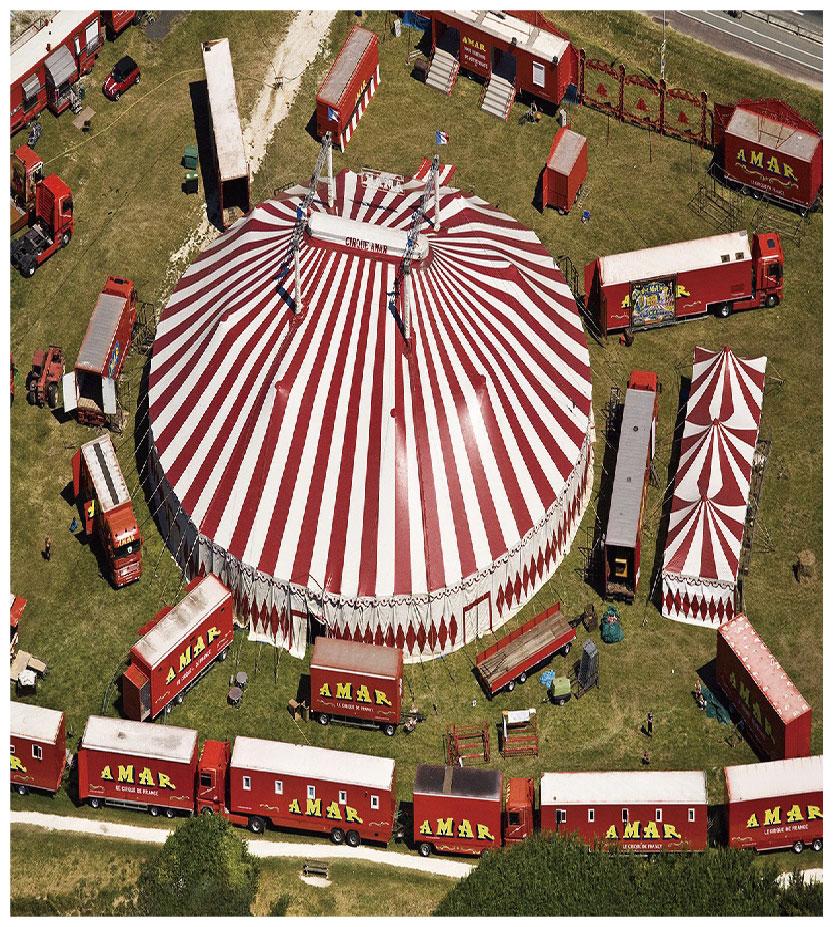 常州马戏团篷房