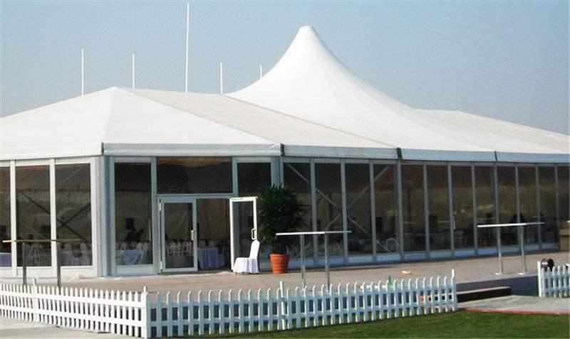聚会玻璃模块化篷房