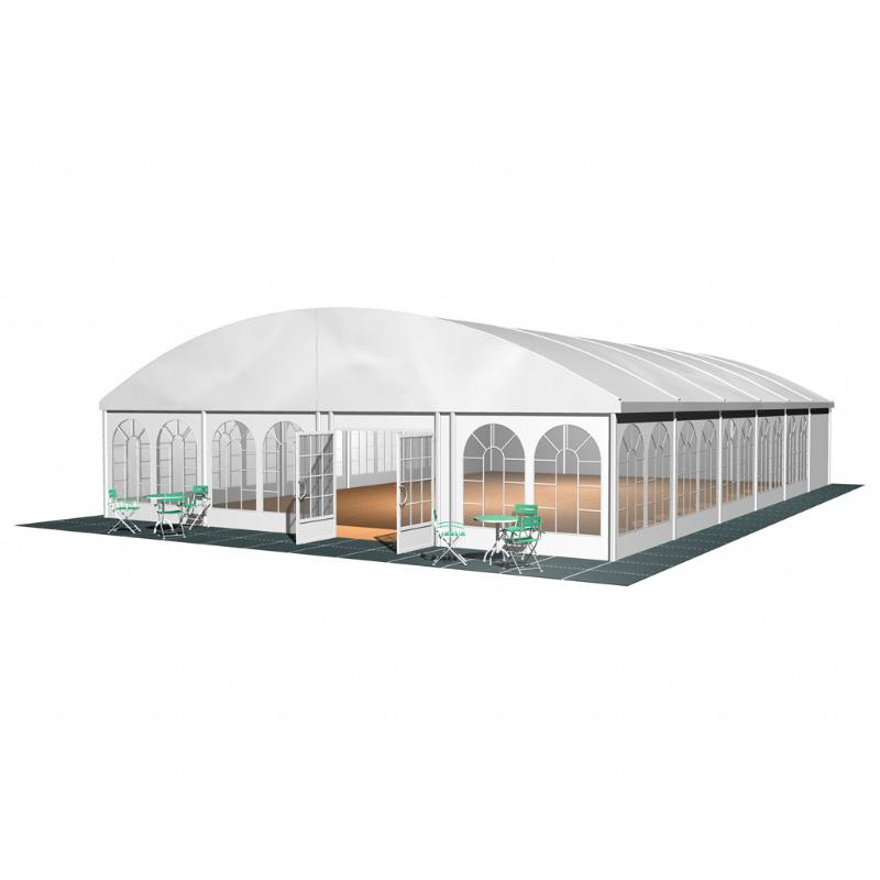 弧形篷房 圆弧顶户外棚子