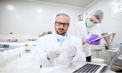 Food and cosmetics testing
