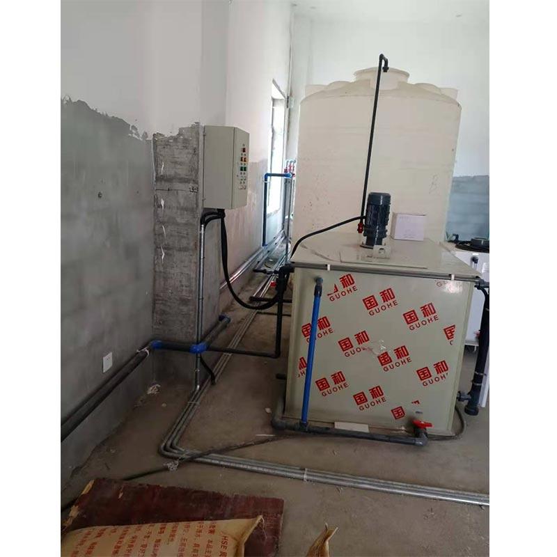 軟化水裝置案例