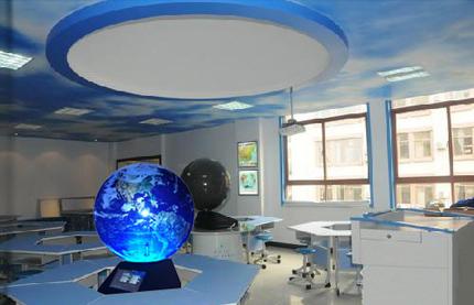 教学星球系统--多媒体球型投影幕演示仪