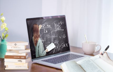 线上教学|一线女教师变身教学女主播的经验分享