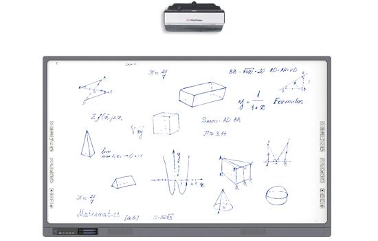 智能交互白板一体机