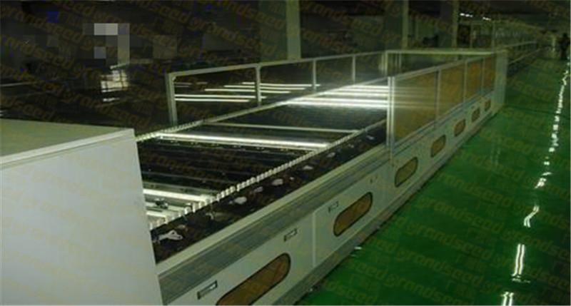 LED节能日光灯老化线