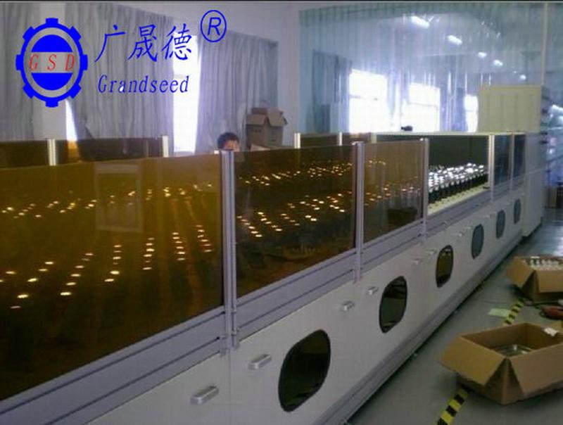 LED射燈G5燈老化線