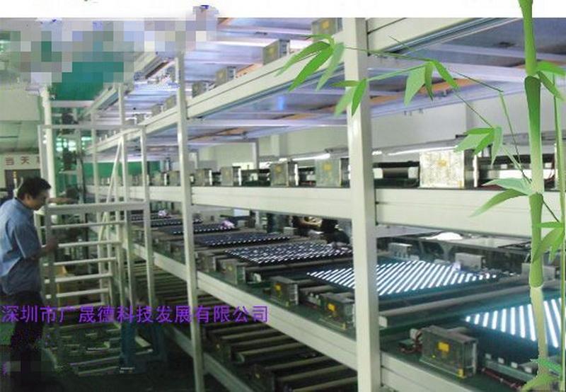深圳LED顯示屏多層老化線