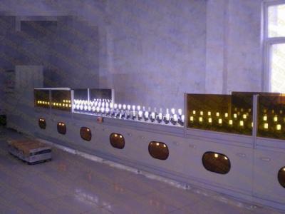 15米LED球泡燈老化線