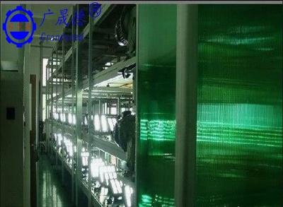 LED路燈多層老化線