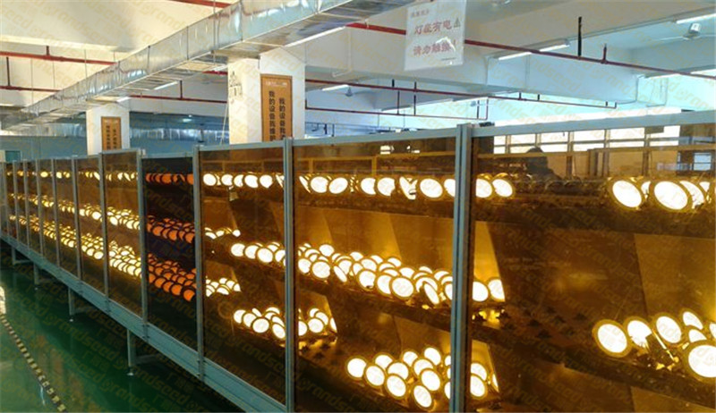 LED天花燈老化線
