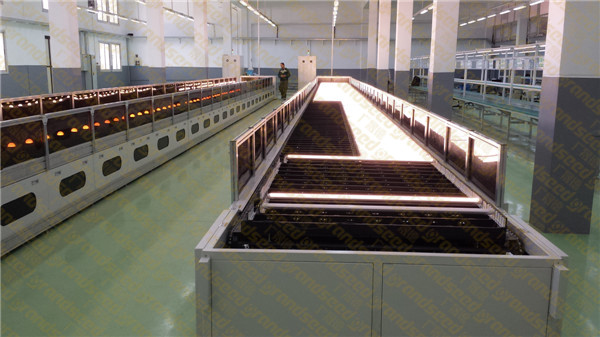 LED節能燈管混合老化線