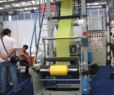 塑料吹膜机 薄膜机 制袋机