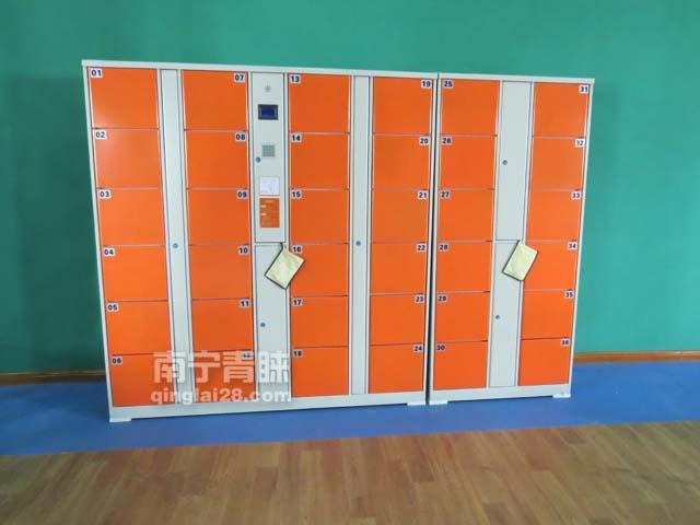 运动室电子储物柜