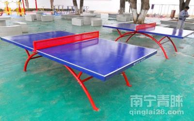 三O三醫院分部康復中心室外乒乓球臺