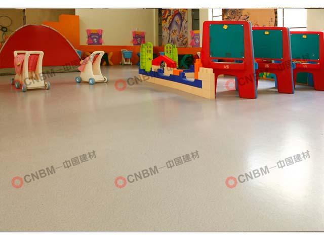 南京第三幼兒園PVC地板