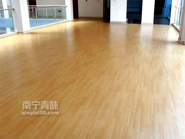 南寧市老年人活動中心PVC地板