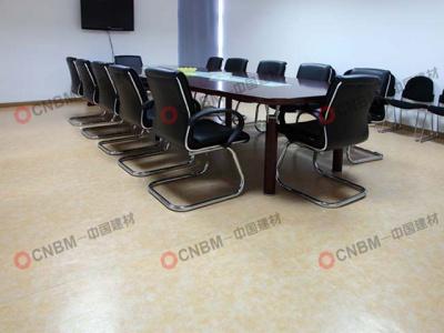 浙商保險公司辦公室PVC地板2